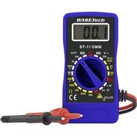 BASETECH BT-11 Hand-Multimeter digital CAT III 250V Anzeige (Counts): 2000