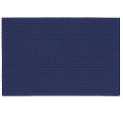 Tisch-Set Plato Polyvinyl blau 45,0x30,0cm