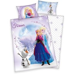 Kinderbettwäsche Frozen Sisters, Disney, Eiskönigin