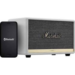 Marshall Acton BT II Bluetooth® Lautsprecher AUX Weiß