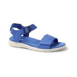 Leichte Komfort-Sandalen - 40 - Blau