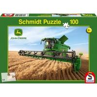 Schmidt Spiele John Deere Mähdrescher S690 (Kinderpuzzle)