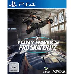 PS4 Tony Hawk´s Pro Skater 1+2 inkl. Skateboard