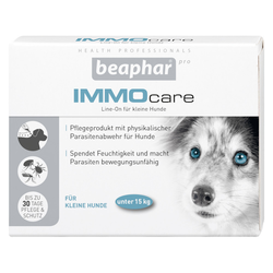 IMMOcare für kleine Hunde
