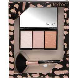 technic Highlighter Highlighter & Brush Set, 2-tlg.