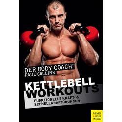 Kettlebell-Workouts als Buch von Paul Collins