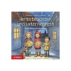 Herbstleuchten und Laternenfest - Hörbuch