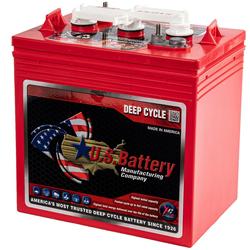 US Battery 2000 XC2 6V Versorgungsbatterie 225Ah