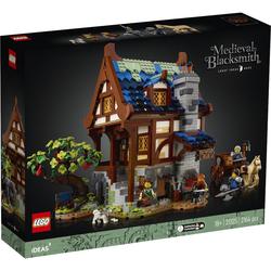 LEGO Ideas Mittelalterliche Schmiede (21325)