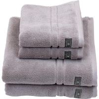 GANT Premium Handtuch (2x50x100cm) sheep grey