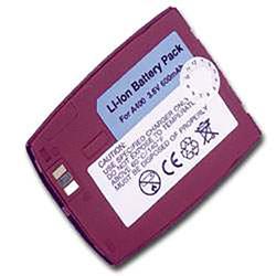Akku für Samsung A400, rot