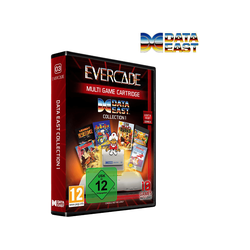 EVERCADE DATAEAST CARTRIDGE 1 - [PC]