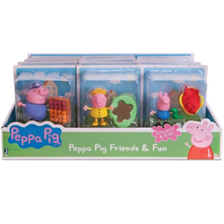 PEPPA PIG Figuren