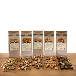 alsa-nature Schlemmerpaket Kuchen-Mix, Hundefutter
