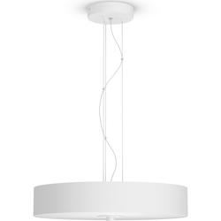 Philips Hue LED Pendelleuchte Fair, LED Pendelleuchte, weiß, 3000lm