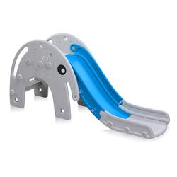 Baby Vivo Kinderrutsche / Rutsche - Elefant in Blau