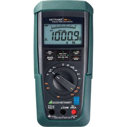 Gossen Metrawatt METRAHIT AM TECH Hand-Multimeter kalibriert (DAkkS-akkreditiertes Labor) digital CA