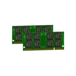 Mushkin SO-DIMM 4 GB DDR2-667 Kit Arbeitsspeicher