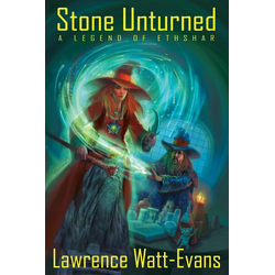 Stone Unturned als Buch von Lawrence Watt-Evans