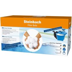 Steinbach Filter Balls für Swimming Pool Sandfilteranlagen (alternativ zu 25 kg Quarzsand),,
