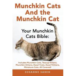 Munchkin Cats And The Munchkin Cat als Taschenbuch von Susanne Saben