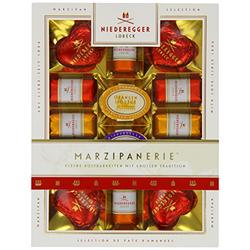 Niederegger Marzipanerie Pralinen Zartbitter Schokolade 182g