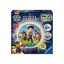puzzleball  Nachtlicht - Paw Patrol