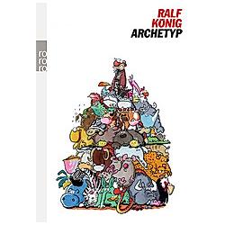 Archetyp. Ralf König  - Buch
