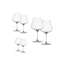 SPIEGELAU Glas Definition Burgunderglas, Kristallglas