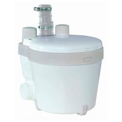 SETMA Hebeanlage Watersan 10, speziell für die Brauchwasserentsorgung von Duschen