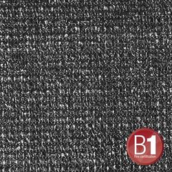 Adam Hall Gaze Typ 100 Bühnenvorhang (B x H) 5m x 3m