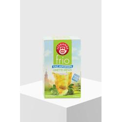 Teekanne frio Limette-Minze 18 Teebeutel