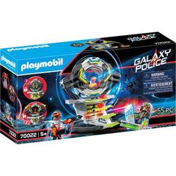 PLAYMOBIL® Galaxy Police - Tresor mit Geheimcode