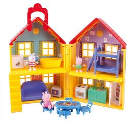 Jazwares Puppenhaus PEPPA - Peppas Haus