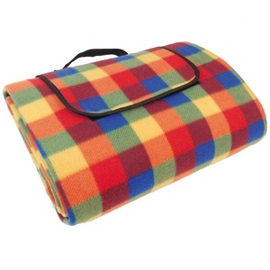 Happy People Picknickdecke, mehrfarbig, 175x135x, 78460