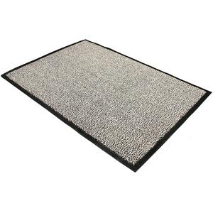 """Doortex Schmutzfangmatte Fußmatte """"advantagemat"""", 90 x 300 cm, grau, für den Innenbereich"""