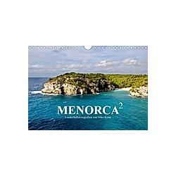 MENORCA 2 - Landschaftsfotografien von Niko Korte (Wandkalender 2021 DIN A4 quer)
