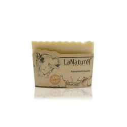LaNaturel Seife 100% Handmade 110g Kamelmilchseife Naturseife mit Kamelmilch für empfindliche und trockene Haut, 1-tlg.