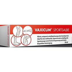 VAXICUM Sportsalbe