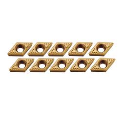 Proxxon Wendeplattenfräser, Set, 10-tlg., für Stahlhaltersätze-Nr. 24555 und 24556