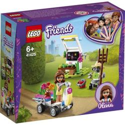 LEGO® Puzzle LEGO® Friends 41425 Olivias Blumengarten, Puzzleteile