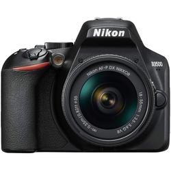 Nikon D3500 + AF-P DX 18-55mm VR Kit Spiegelreflexkamera