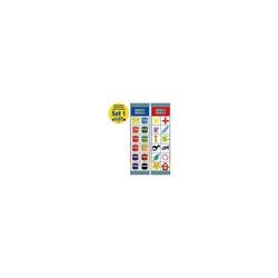 Magnetspiele Lernspielzeug Flocards Set 1: Kindergarten ab 3 Jahre