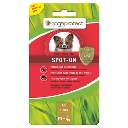 Bogar bogaprotect SPOT-ON Hund XS 3 x 0,7 ml