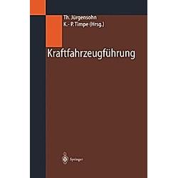 Kraftfahrzeugführung - Buch