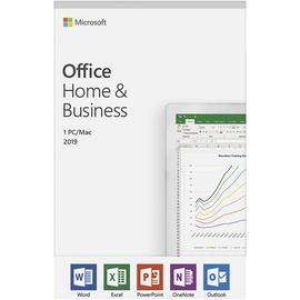 Microsoft Office Home & Business 2019 PKC DE Win Mac