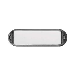 LED-Namensschild 8-16V, 0,02-0,04A NSH LED 100 BL