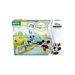 BRIO® Spielzeugeisenbahn-Set BRIO Micky Maus Eisenbahn-Set