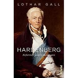 Hardenberg. Lothar Gall  - Buch