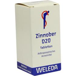 Zinnober D 20 Tabletten